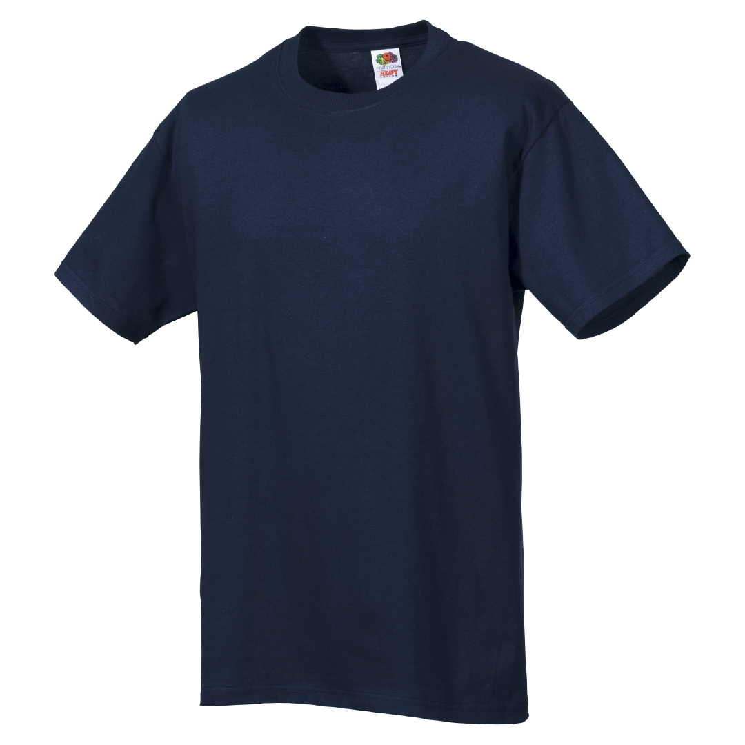 3132324Fruit of the Loom T-Shirt deep navy Octavio Arbeiutsschutz