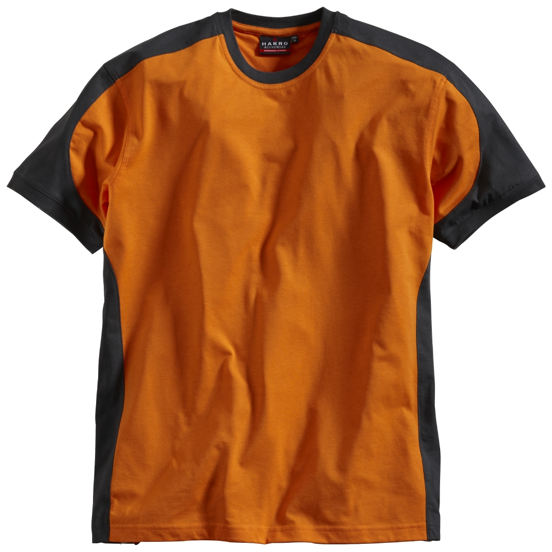 3133730V Hakro T-shirt orange